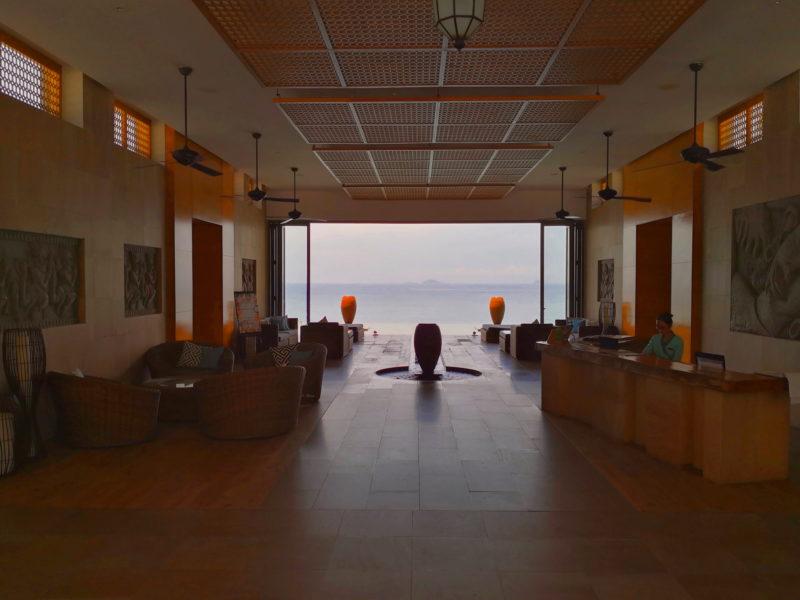 Mia Resort Nha Trang エントランス