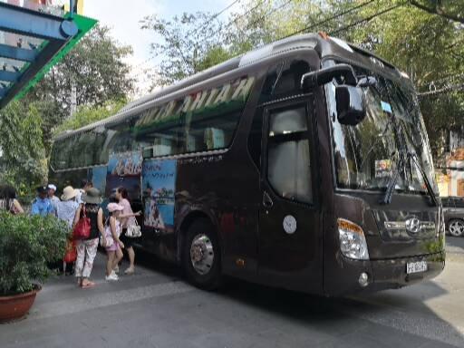 THE GRAND HO TRAM STRIP シャトルバス