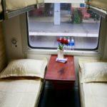 ホーチミン 列車の旅
