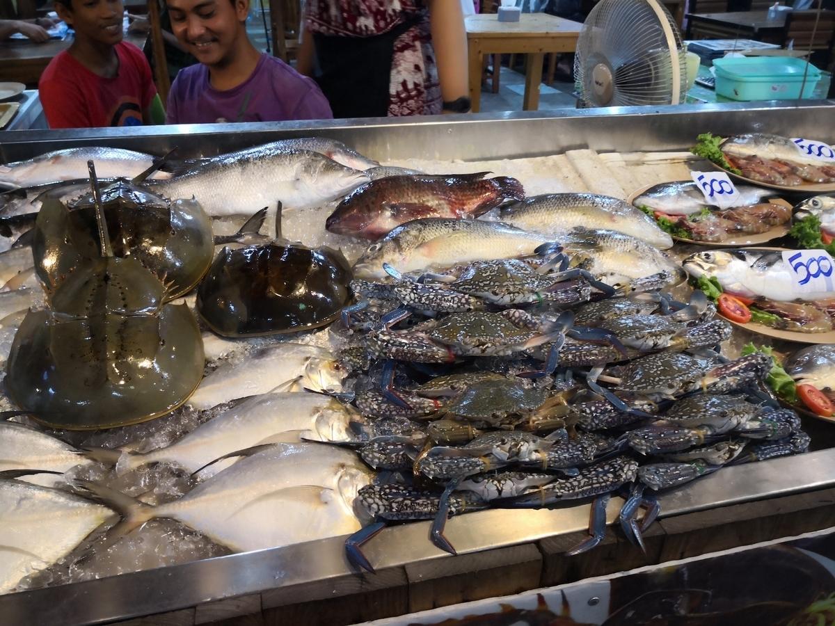 リペ島 海鮮 BBQ