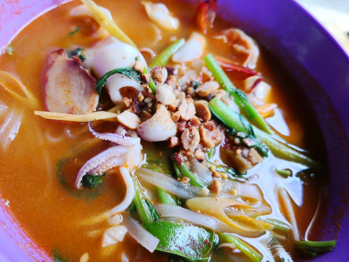 Tom Yum (Red Soup)