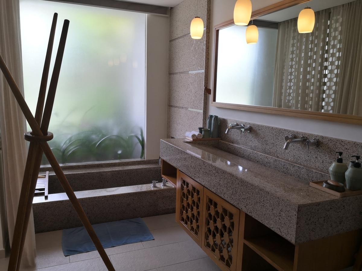 Mia Resort Nha Trang バスルーム