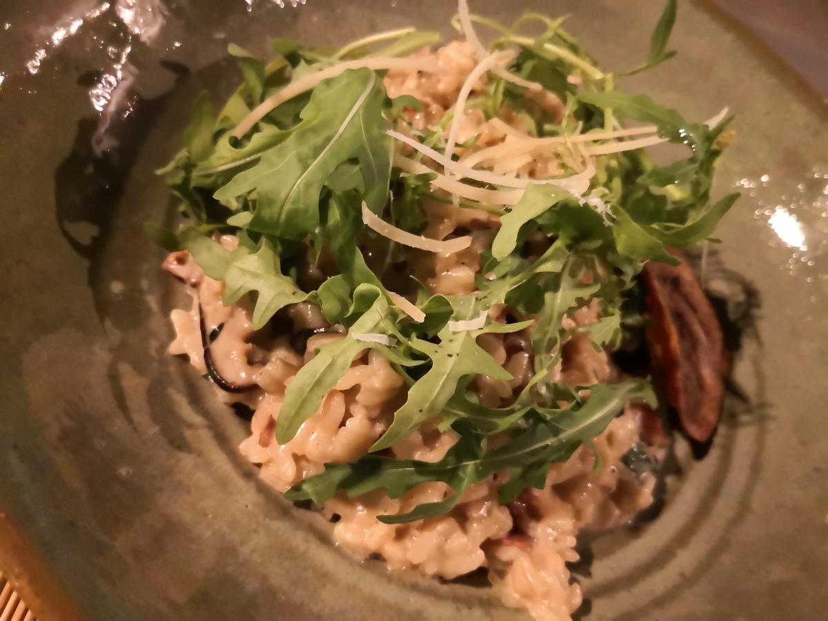 Mia Resort Nha Trang イタリアンレストラン リゾット