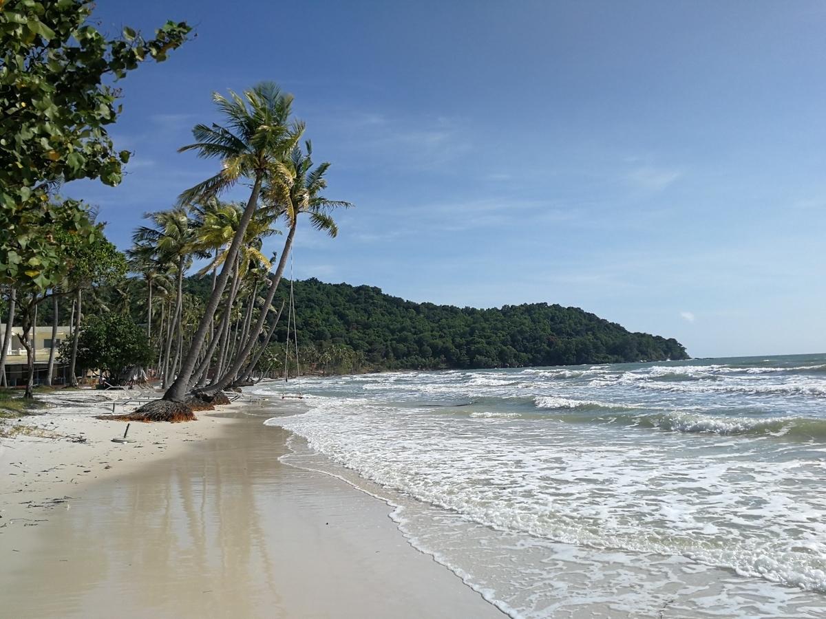 フーコック島 サオビーチ
