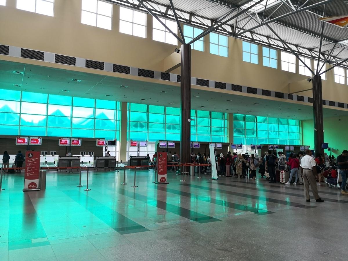 ランカウイ国際空港(LGK)
