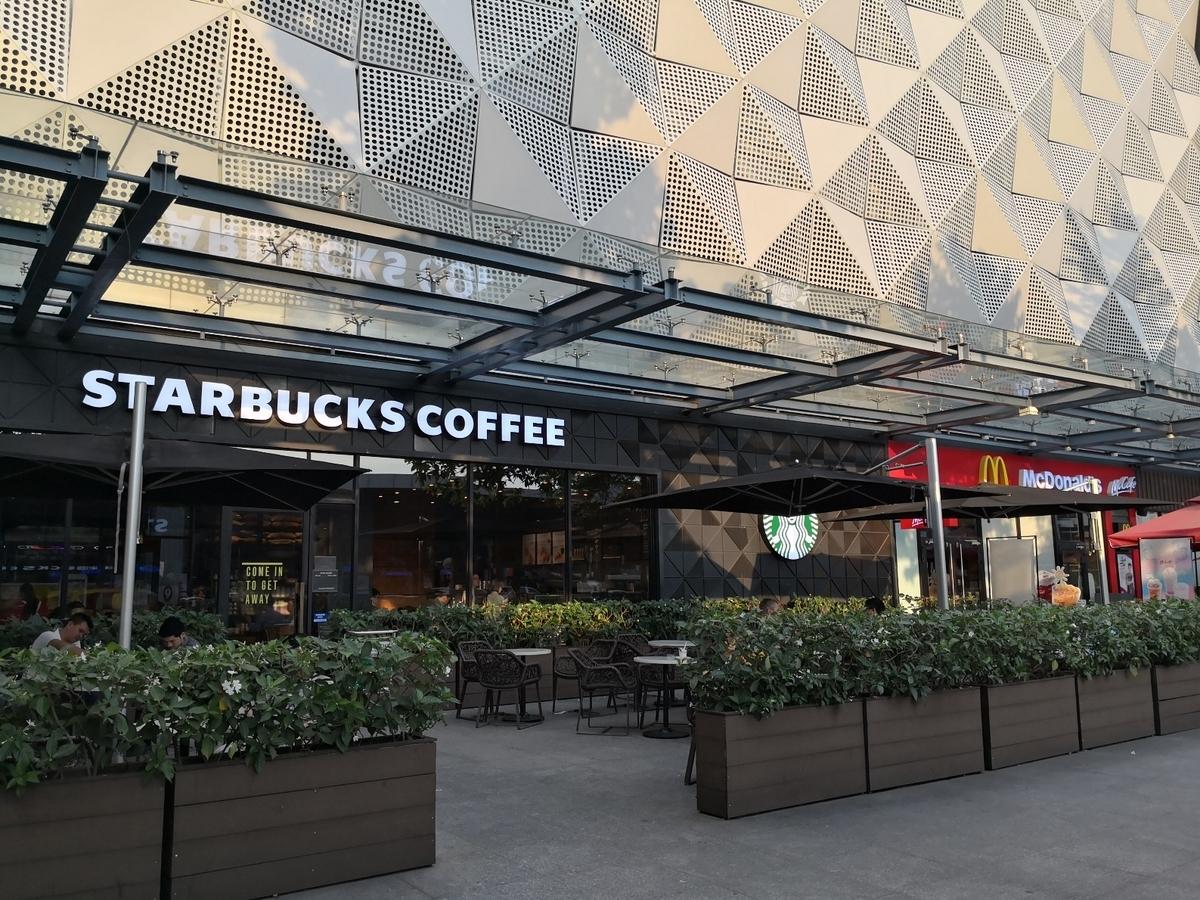 タンソンニャット空港 最寄りカフェ