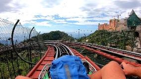 サンワールド Alpine Coaster 1, 2