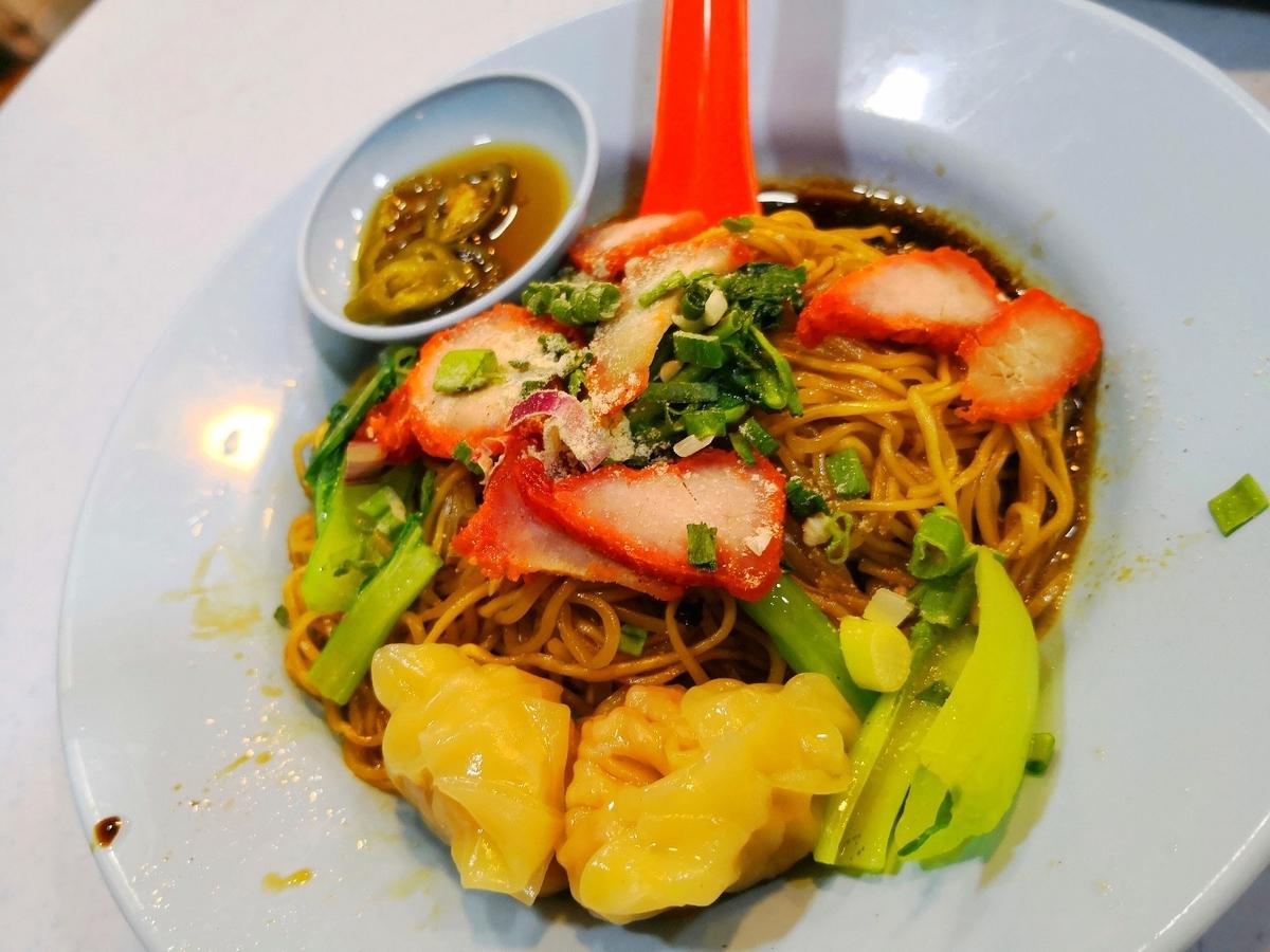 華南 ドライ麺