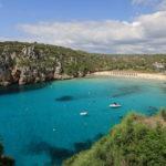 スペイン メノルカ島 ビーチ 風景