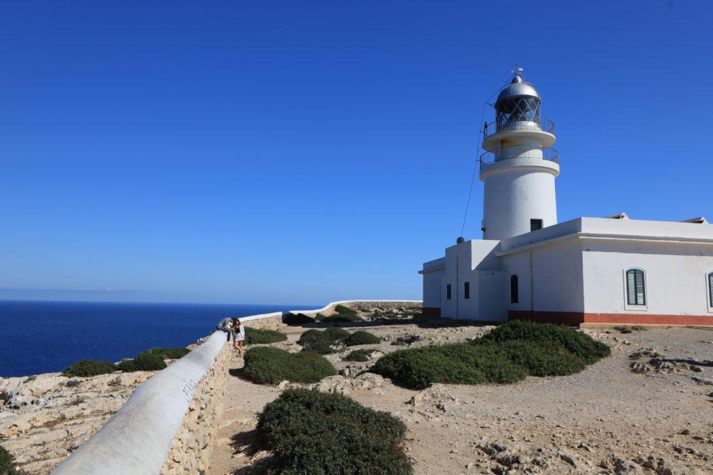 Cape Cavalleria Lighthouse