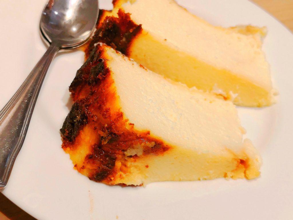 La Vina チーズケーキ 断面