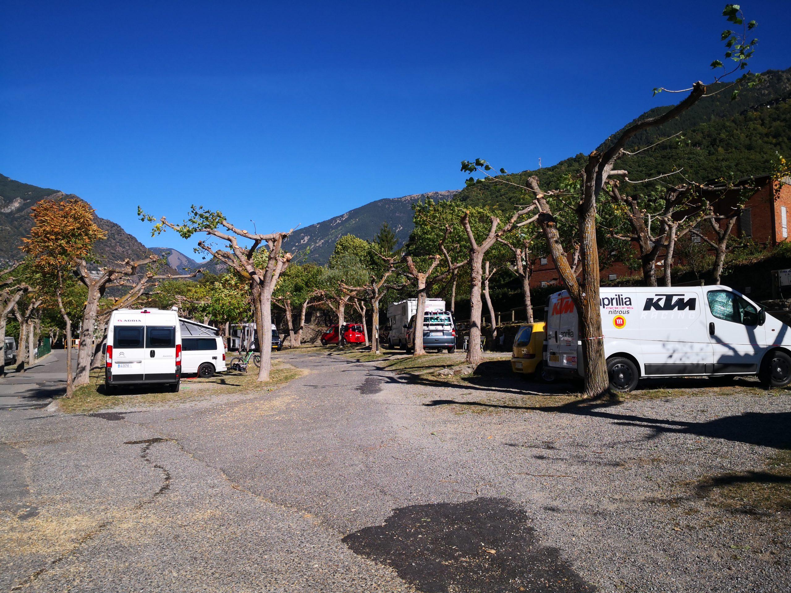 Camping Valira